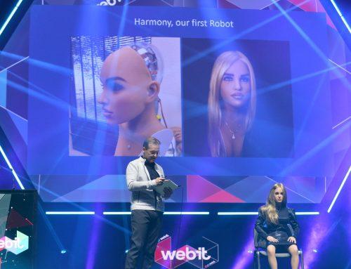 Първият хуманоиден робот-компаньон в света